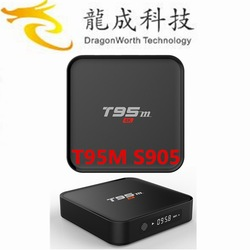 Factory price Pendoo x92 S912 2G16G android 6.0 tv box firmware update 4k with CE&ISO set top