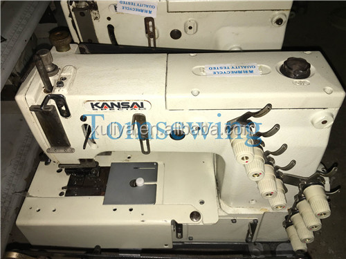 Kansai Special 1508P used second hand underwear japan sewing machine