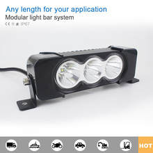Top quality CE roof led work light bar ip68 suv 4x4 car 4wd trucks with unique modular design for simple after-sales service