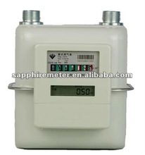 Sapphire Steel Case Direct Reading Smart Gas Meter