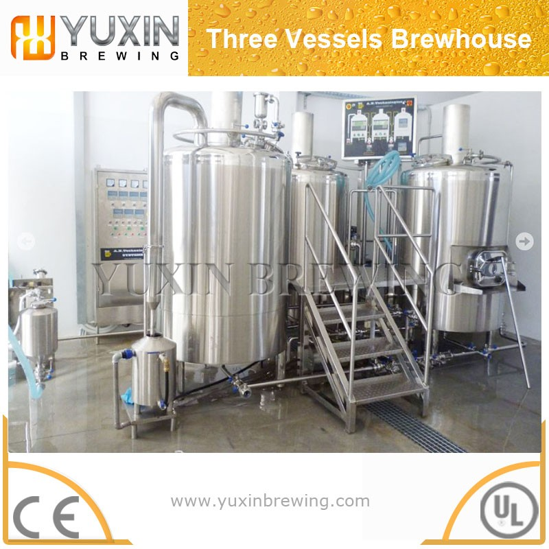 7bbl hotel beer fermenting equipment
