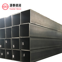 100x100 structural square steel tube made in china