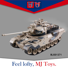 New design rc tank model china, shooting rc tank 1:18 for kids
