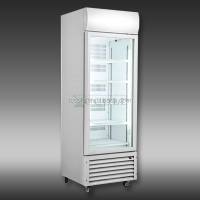 300 - 1400 LITERS SINGLE GLASS DOOR UPRIGHT COMMERCIAL REFRIGERATOR