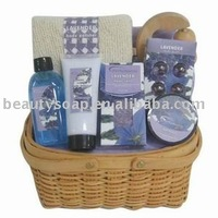 Lavender Fragrance Bath Gift Set