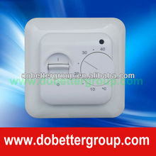 Room electric thermostat for floor heating system (CE RoHS)