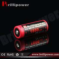 segway x2 for sale Brillipower imr18650 1600mAh 3.7v battery