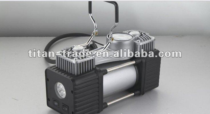 Type car portable car tire inflator pump