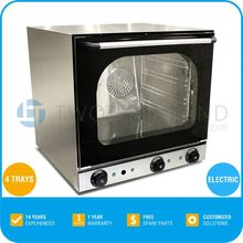 2017 Hot Sale Electric CE Approved Croissant Baking Convection Oven