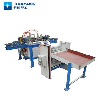 Multifunctional construction wire mesh welding system/welding plant/welding machine manufacturer