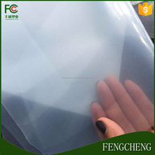long using life single span clear/ transparent greenhouse film
