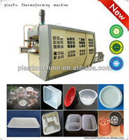High precision full servo motor control jelly cup making machine
