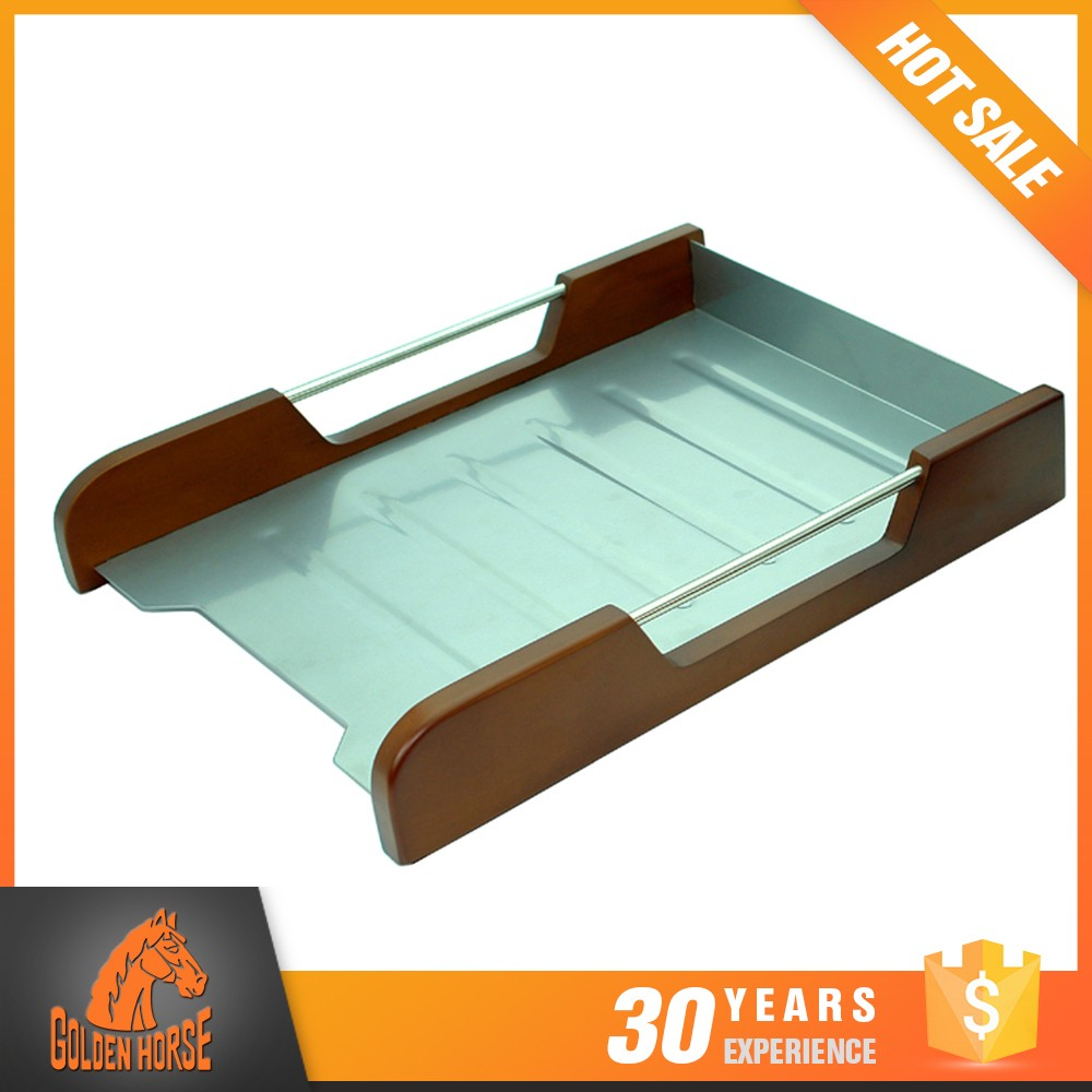 Alibaba Manufacturer Wire Natural Cork Office Desk File Tray Drawer