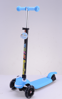 kids snow pedal foot bablance kick scooter