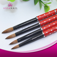 Unique Design 2015 Hot Selling Acrylic Nail Brush Set