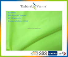 Functional Polyester Knit Cooling Odorless Functional anti-uv Fabric
