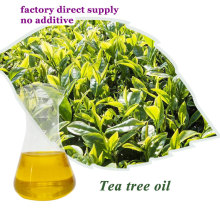 unscented tea tree oil saponification value and refractive index