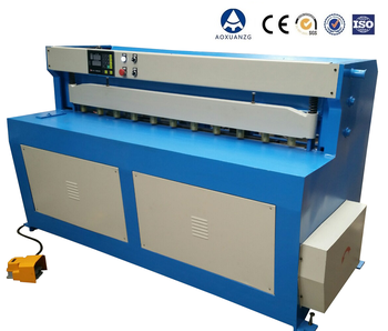Q11 Series electrical metal sheet shearing machine made in China