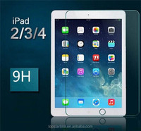 Best wholesale websites tempered glass screen protector for iPad 2/3/4