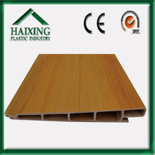 wpc outdoor decking panels pvc railing,asa, SGS,CE,30s