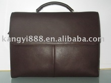 15.6inch Business PU leatger laptop bag