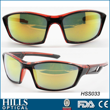 motorcycle goggles sunglasses with mirror coating lenses