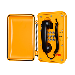 Outdoor Waterproof Industry Vandal proof IP Phone Heavy Duty Telephone Emergency Industrial Telephone
