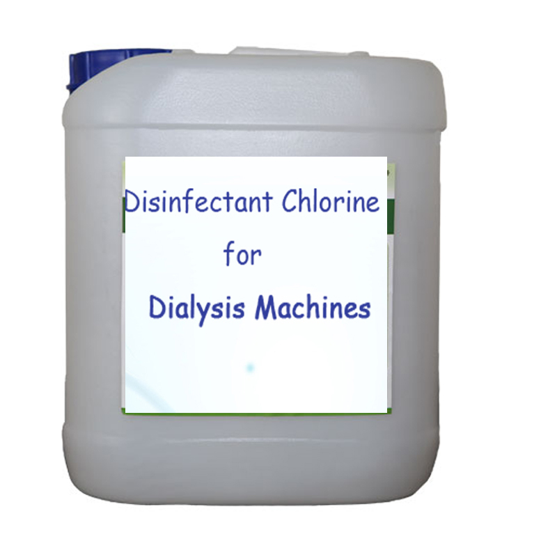 Sterile Medical Dialysis Javel Water/ Chlorine Disinfection