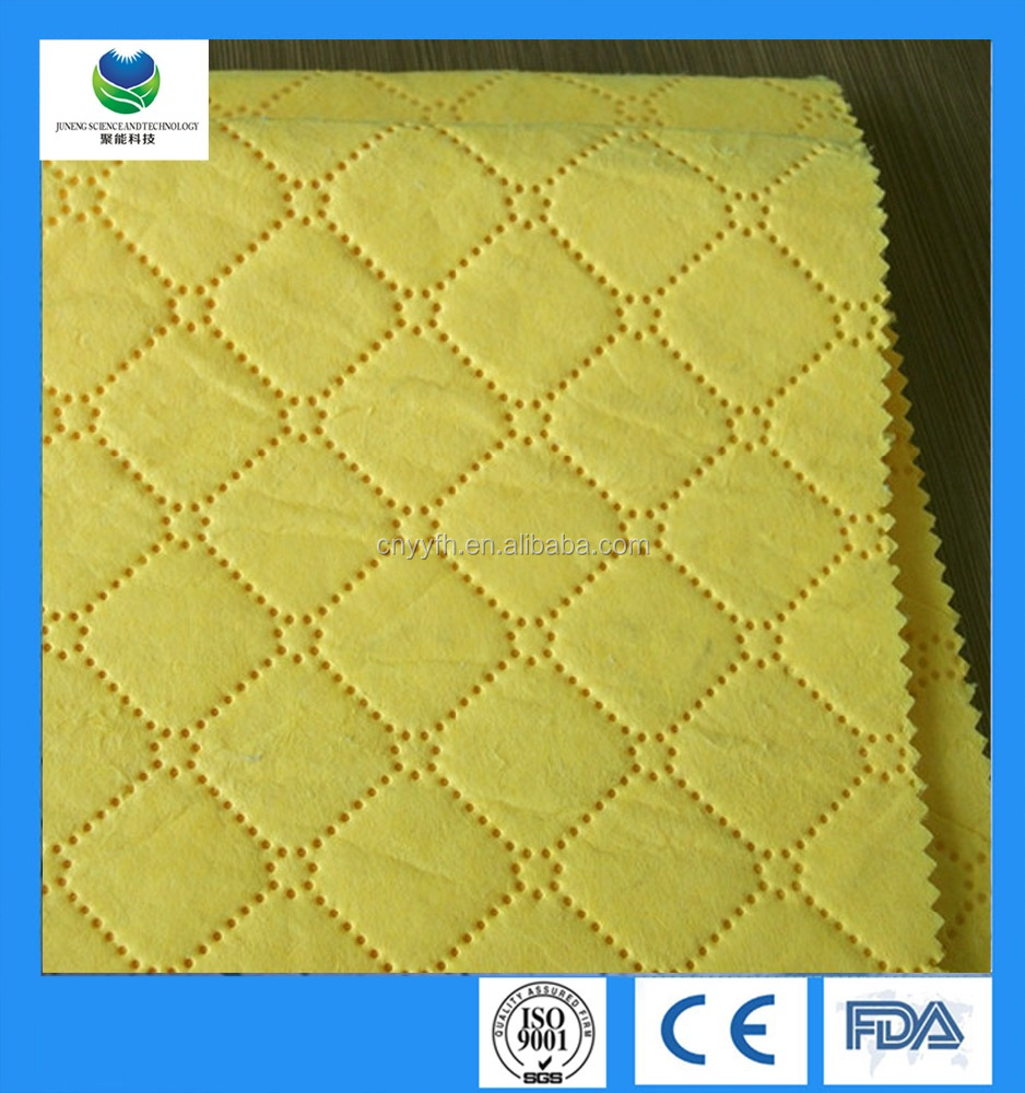 specialized producing 100% pp fiber melt blown chemical absorbent pads