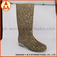Alibaba china Crazy Selling child rubber cowboy boots