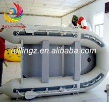 2014 hot sell high quality pvc Red Inflatable Motor Boat