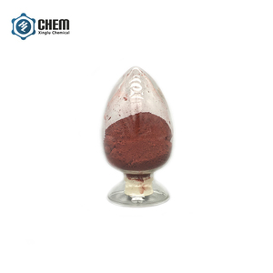Nano pigments Ferric Oxide / iron oxide red powder Fe2O3 price