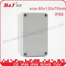 ip68 enclosure waterproof /plastic enclosures/ip66 abs plastic boxes waterproof