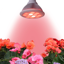 High Quality 36W E27 magnum plus led grow light for Supplementary Lighting