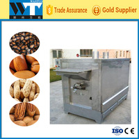 Commercial stainless steel Peanut Roasting Machine,Peanut Roaster Machine