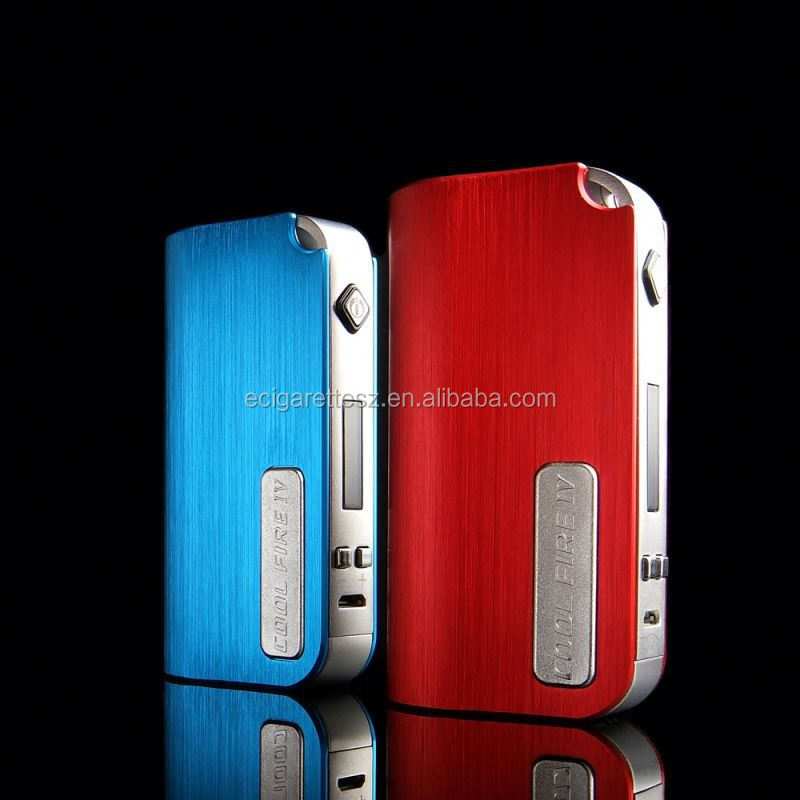 Factory wholesale easy light cigarette lighters durable ecig 40 easy to use ecig starter kit