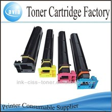 toner compatible tn613 for bizhub c552 with laser gold test