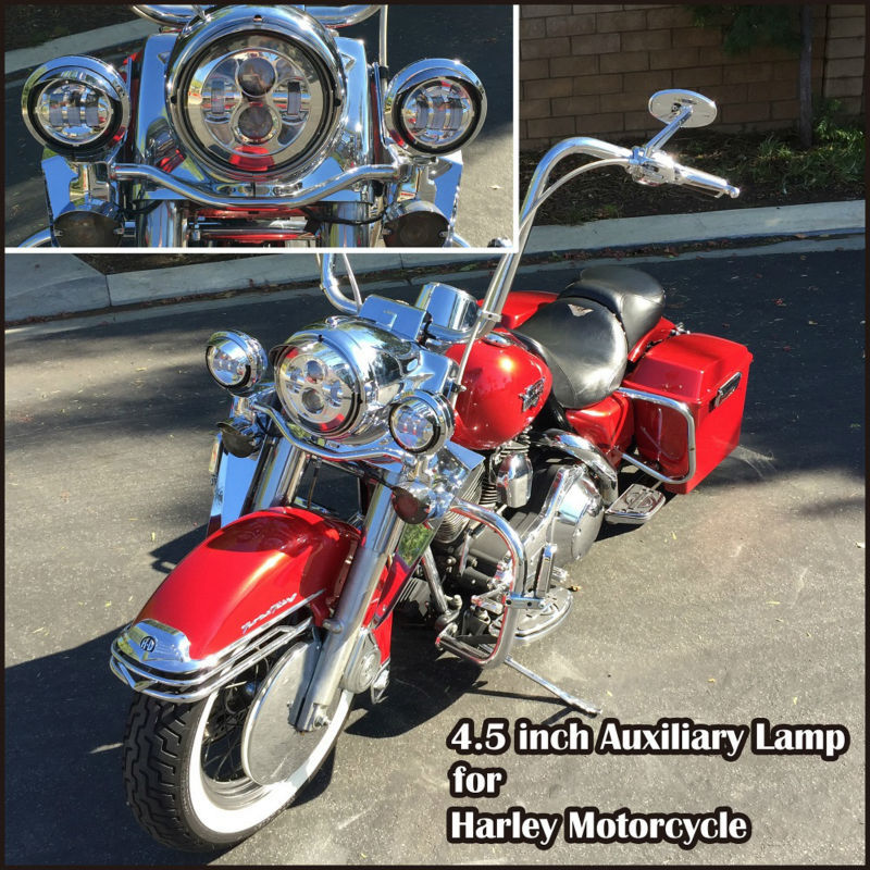 motorcycle light