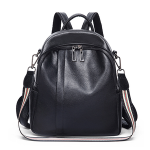 3e231bf09104 Bearky factory wholesale hot sales ladies lady women leather pu bag backpack  purse pu leather backpack