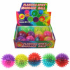 TPR LED Flashing Bouncy Musical Spikey