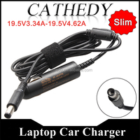 Laptop Car Charger for HP / COMPAQ 18.5V 3.5A 65W DC Adapter Power Supply