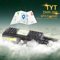Tytera TYT MD-390 IP67 waterproofed DMR digital two way radio