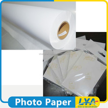 elegant appearance stylish solvent print a4 lucky photo paper