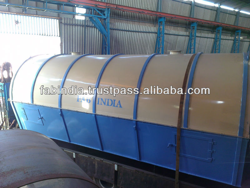 Waste Tyre Recycle Plant Manufacturer Made in India