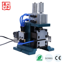 Semi Automatic Wire Stripping Machine