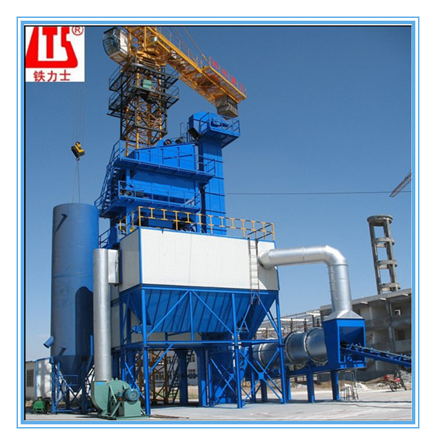 Production 240t per hour Asphalt Batching Equipment