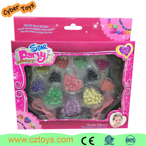 Kids toy diy bead colorful bead educational toys for children