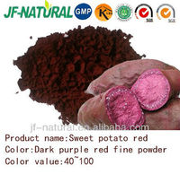 sweet potato Liquid red color