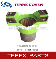 tere output flange 09016370 for 3307 Terex truck spare part NHL