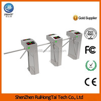 Stainless Steel Supermarket Access Control Manual Tripod Turnstile/Barrier Gate